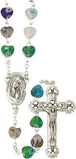 heart prayer beads