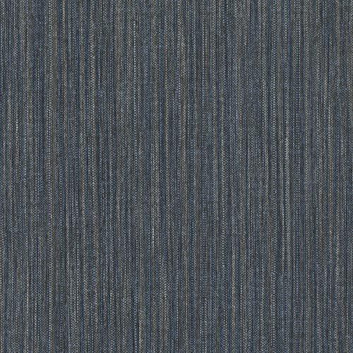 Warner 2741-6019 Derrie Vertical Stria Wallpaper, Navy