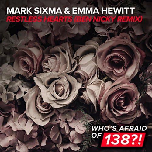 Mark Sixma & Emma Hewitt