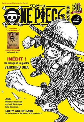One Piece Magazine - Tome 02
