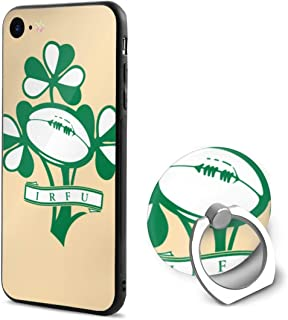Ireland Rugby Union PC iPhone 6/iPhone 6s Phone Case Protective 3D Slim Back Cover 4.7 Inch Ultra Thin & Light Soft Touch Feeling Flexible Anti-Scratch for iPhone 6/6s