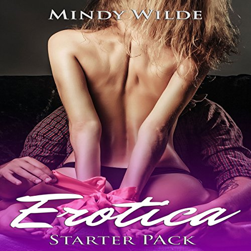 Erotica Starter Pack audiobook cover art