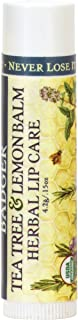 Badger Tea Tree & Lemon Lip Balm