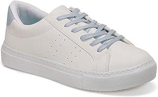 CS20016 Açık Mavi Kadın Sneaker Ayakkabı