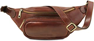 Tuscany Leather Marsupio in pelle Marrone