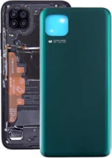 Huawei Spare Parts Battery Back Cover for Huawei P40 Lite (Color : Green)