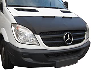 HOOD BRA Front End Nose Mask for MB Mercedes-Benz Freightliner Dodge Sprinter W906 2006-2013 Bonnet Bra STONEGUARD PROTECTOR TUNING
