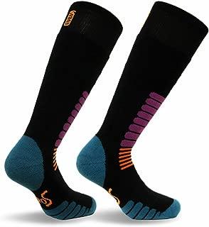 Ski Zone Snow Skiing Socks -1112