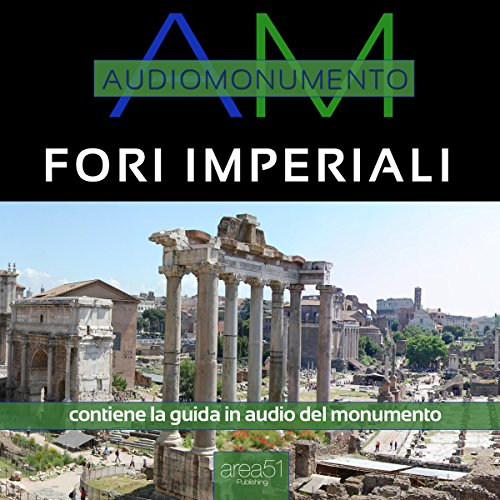 Fori Imperiali audiobook cover art