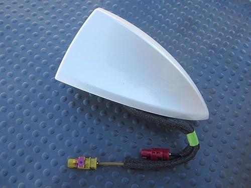 discount OEM 2013-2014 Chevy Malibu LT/LTZ/Eco Radio Shark Fin Antenna - White online sale online Diamond Effect outlet sale