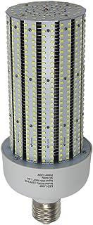 347V LED Corn Cob Bulb 120W, 6000K E39 Mogul Base Corn LED Bulbs 480V Replace