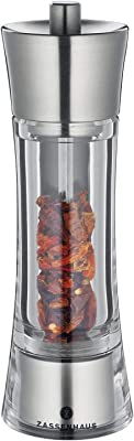 Zassenhaus Chilimühle, Acryl, Transparent, 1-Pack