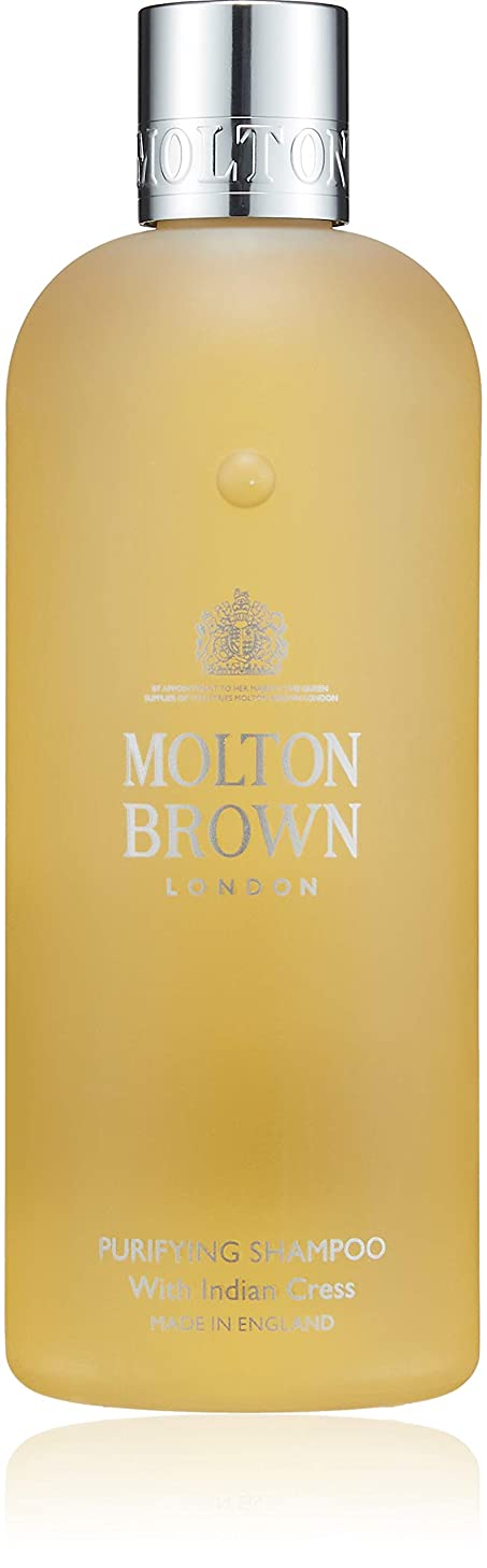 根拠酸急速なMOLTON BROWN(モルトンブラウン) インディアンクレス コレクションIC シャンプー