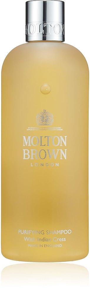 ズーム喉が渇いたファブリックMOLTON BROWN(モルトンブラウン) インディアンクレス コレクション IC シャンプー