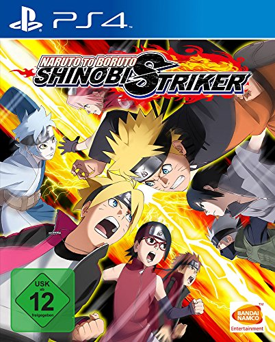 Naruto to Boruto: Shinobi Striker - [PlayStation 4]