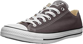 Converse Unisex Chuck Taylor All Star Ox Low Top Classic Dusk Grey Sneakers - 11 B(M) US Women / 9 D(M) US Men