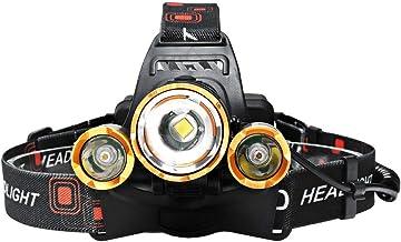 junfeng LED Hoofd Zaklamp 3000 lm Xml T6 Led Koplamp 4-mode Zoomable Koplamp Waterdichte Zaklamp Camping Hoofd Zaklamp