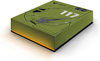 Seagate Game Drive for Xbox Halo Infinite SE, 5 TB, externe harde schijf HDD - 3,5-inch, USB 3.2 Gen 1 voor Xbox One en Xb...