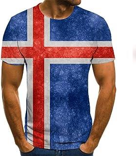 Summer Newest National flags 3D Printed T Shirt Men Casual Male tshirt Short Sleeve Funny T Shirts Tops tee 5XL TXU-1283