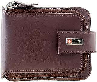 Swiss Military Brown Men's Wallet (PW5))