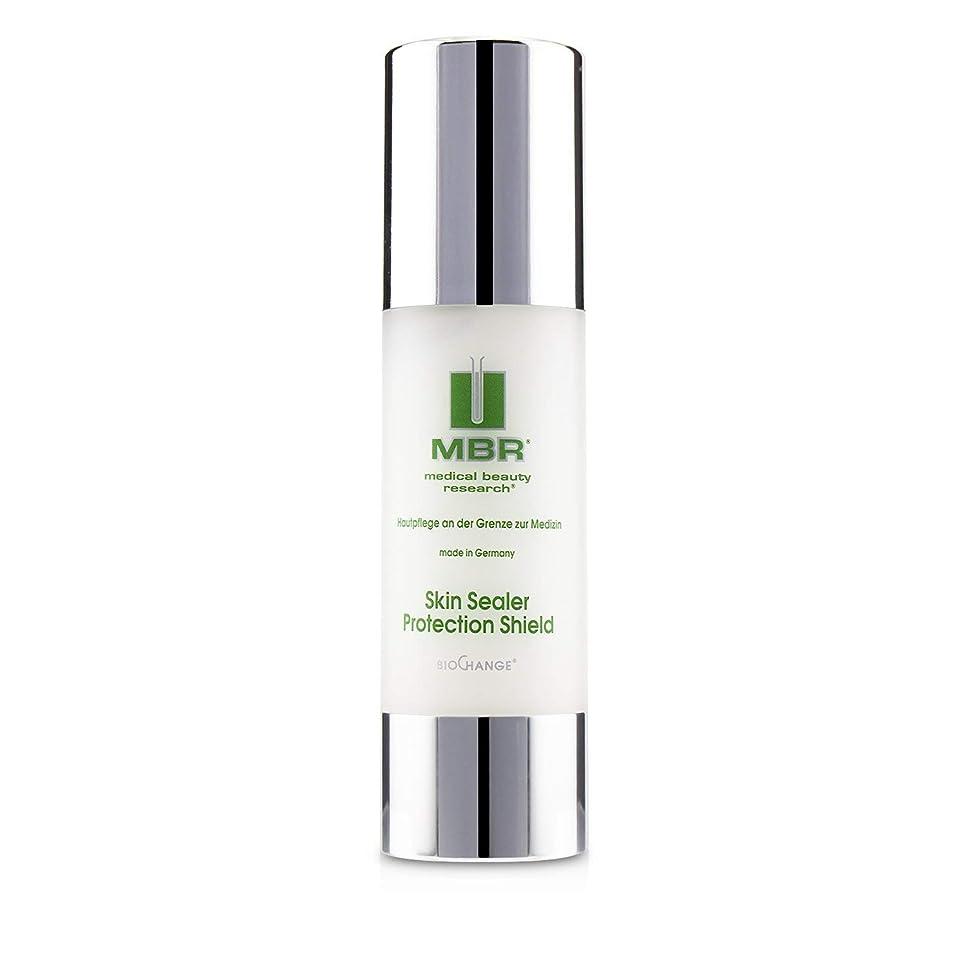 矩形乱気流浮浪者MBR Medical Beauty Research BioChange Skin Sealer Protection Shield 50ml/1.7oz並行輸入品