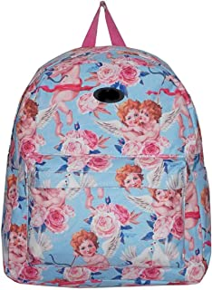 EGFAS Girls' Primary Elementary Junior High School Backpack (Angels)