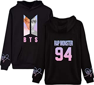 Dolpind BTS Hoodie Love Yourself Answer Tear Her Jung Kook SUGA Jimin V Sweatershirt