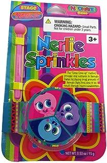Neonate Nerlie Sprinkles Strawberry Krisps Pink Food