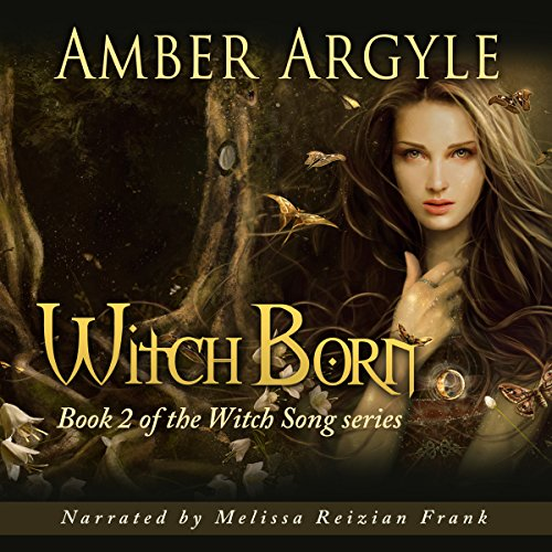 Witch Born cover art