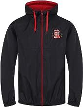 Sunderland AFC Official Soccer Gift Mens Shower Jacket Windbreaker