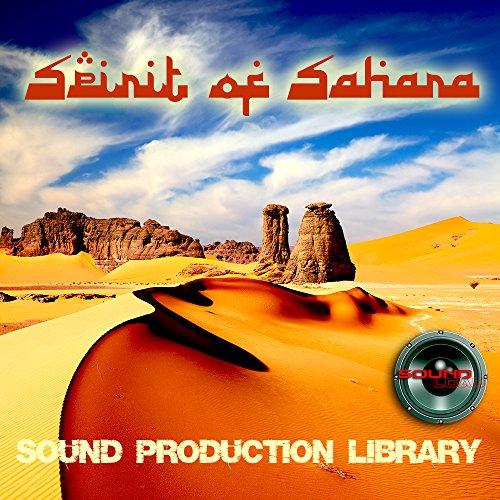 Sahara Spirit–Einzigartiges Original, mehrschichtige Studio WAV Samples Bibliothek auf DVD