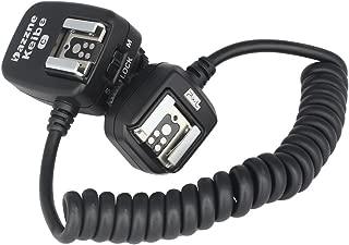 PIXEL 1m TTL HSS 1/8000S E-TTL E-TTL IIオフカメラシューコード 調光コード Canon 600EX-RT 580EX 430EX 270EXII 270EX 220EXなど キヤノンのカメラとフラッシュスピードライト用 キヤノンOC-E3B互換 二つスピードライド同調フラッシュでき