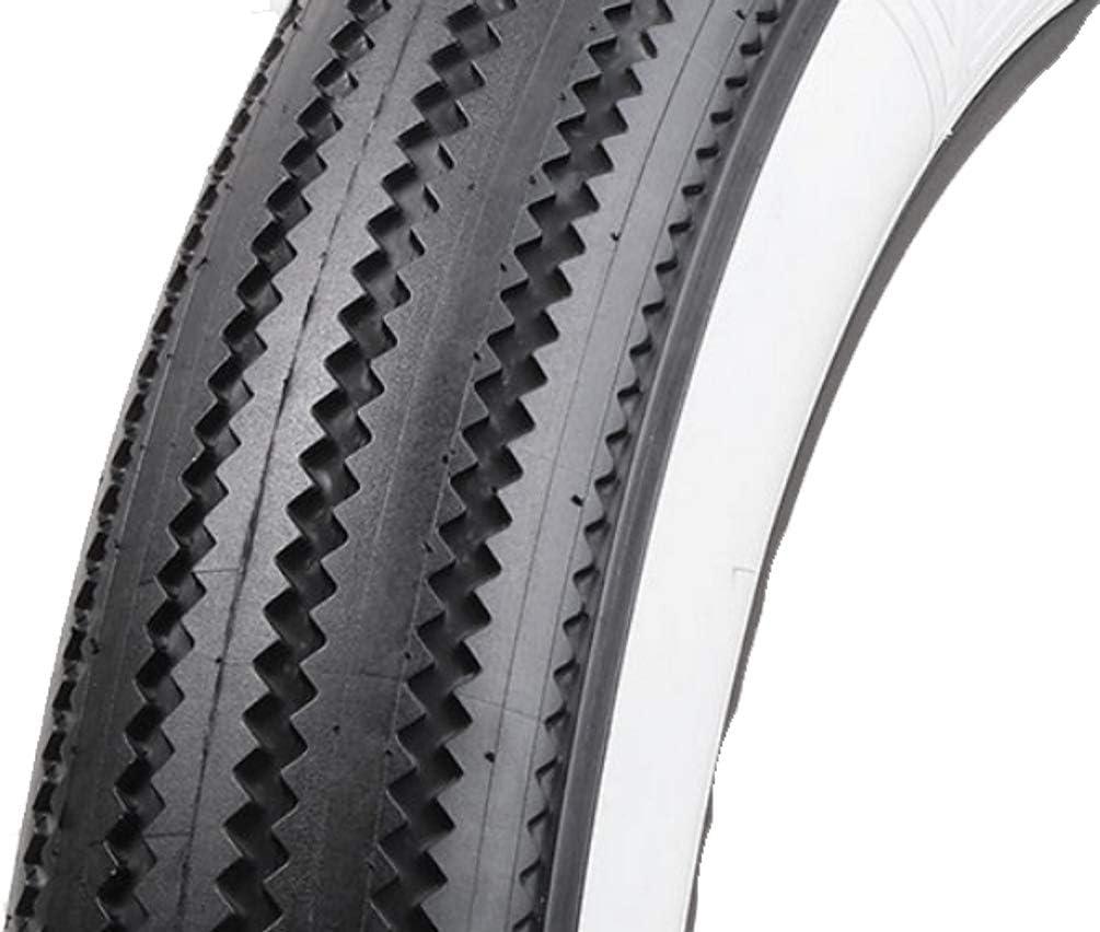 Vee Tire Zigzag FatBike 26x4.0 Folding Bead Whitewall 激安挑戦中 期間限定送料無料