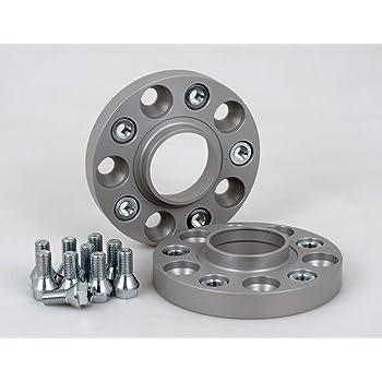 Silverline By Rsc Spurverbreiterung 40mm Achse 20mm Seite Lk 5x112 66 6 20613250 4251535804748 Auto