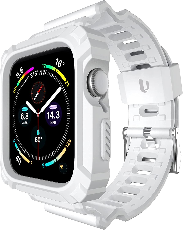 URBANITE Sport Band Designed for Apple Watch 44mm 42mm 40mm 38mm