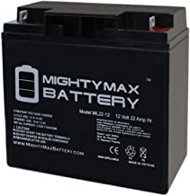 Mighty Max Battery ML22-12 - 12V 22AH UPS Battery Replaces 20Ah Leoch LP12-20, LP 12-20 Brand Product