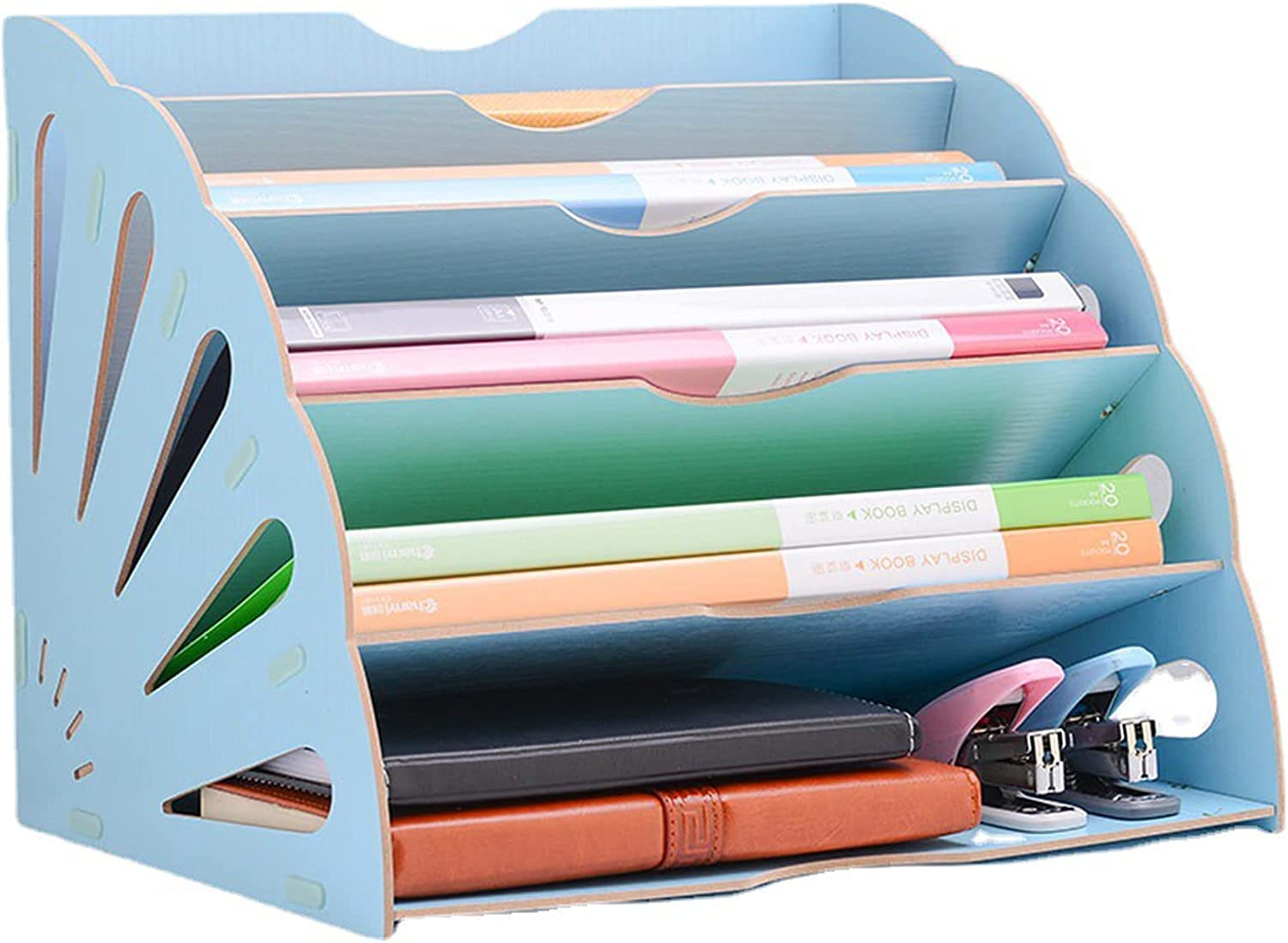 LJSF Wooden Filing Trays Wood File Stationery Office Cheap SALE Start Organ Desk Super sale period limited