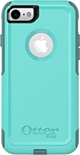 Commuter Series Case for iPhone 8 Plus & iPhone 7 Plus (ONLY) - Retail Packaging (Aqua Mint Way)