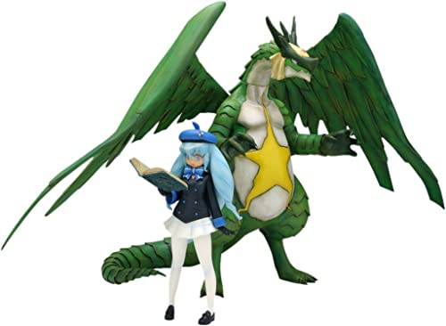 KerGold Dragon & Shion Original Version Premium Limited Ticket (PVC Figure)