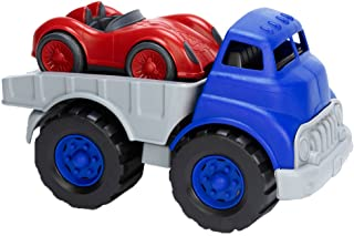 Green Toys GY012 Green Toys - Flatbed with Red Race Car
