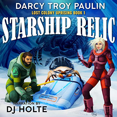 Starship Relic  By  cover art