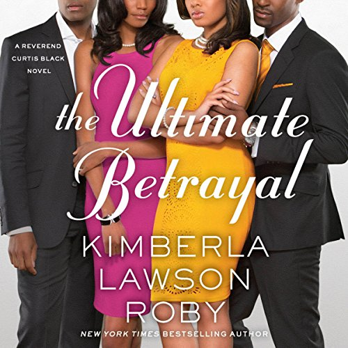 The Ultimate Betrayal audiobook cover art
