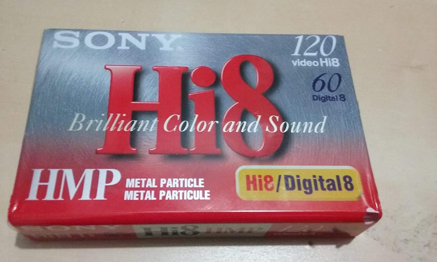 Sony Cheap sale 120 minute Hi8 Manufacturer 1-Pack Cheap SALE Start Discontinued by