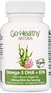 Best go healthy omega 3 Reviews
