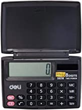 $23 » Samantha Office Supplies Calculator Mini Calculator Portable Office Personal Use Pocket Calculators Handed 8 Digit Elector...