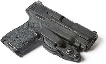 Raven Concealment Systems VG2/Vanguard 2 Holster Overhook Kit for S&W M&P Shield 9/40, Black, Ambidextrous