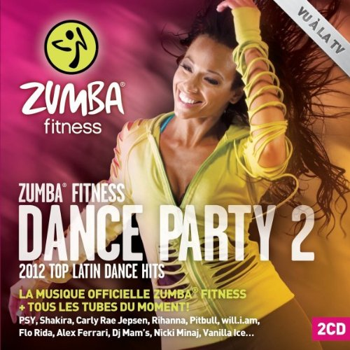 Zumba Finess Dance Party Vol.2
