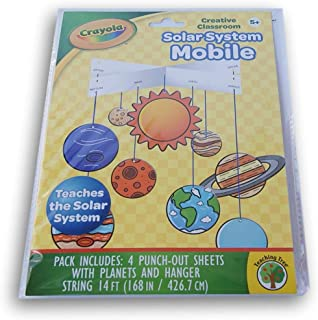 Creative Classroom Solar System Mobile Pack
