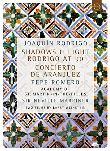 Joaquin Rodrigo: Shadows & Light - Rodrigo at 90