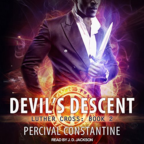 Devil's Descent audiobook cover art